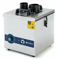 Purex Fumecube - Dual Outlet With Two Stainless Steel Arm Kits 072160-2