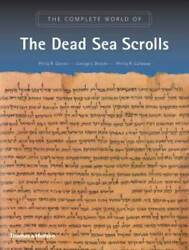 The Complete World Of The Dead Sea Scrolls - Paperback - Good