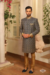 Mens Traditional Bollywood Clothing Boys Traditional Indo Western From India