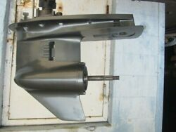 Oem Dt115 Dt140hp Suzuki Outboard Lower Unit 25 Shaft Fully Serviced