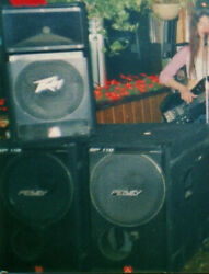 Peavey Pa Speaker Cabs All Loaded With Jbl's 4 Sp118 Subs And 2 15 Mains