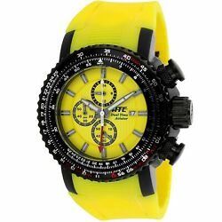 Atc Atc2250y Dual Time Aviator Precision Watch For Military And Civilian Pilots