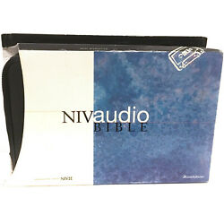 New Niv Audio Bible Old And New Testament Dramatization 48 Cassettes + Case