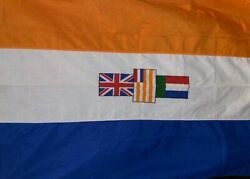 South African Flag Pre-1994