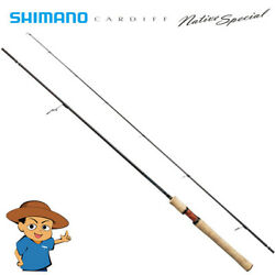 Shimano Cardiff Native Special S83ml Medium Light Trout Fishing Spinning Rod