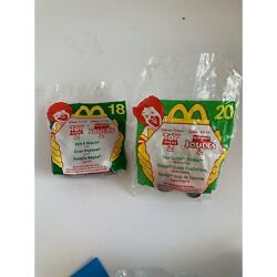 New Vintage Mcdonald's Happy Meal Toy Story 2 Etch A Sketch - Tour Guide Barbie