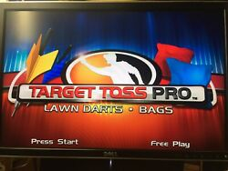 Target Toss Pro Bags And Lawn Darts U101 Security Chip And Ssd Hard Drive