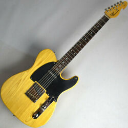 Used Bill Lawrence Black Label Rb-ii Roy Buchanan Natural Free Shipping