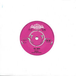 Genesis The Knife Extremely Rare Push Out Centre Uk 45 7 Single