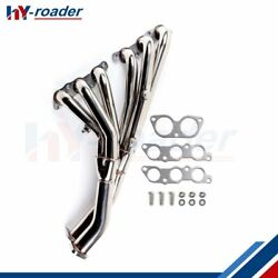 Header Exhaust For Lexus Is300 Jce10 Altezza 2002 3.0l Stainless 2003 2005 New