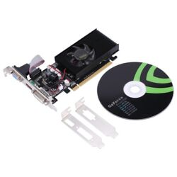50xgt210 1g D2 64bit Image Card Dual-screen Bright Image Card Supports Large