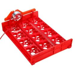 50x12 Chicken Eggs Turner For Automatic Duck Quail Bird Poultry Egg Incubator