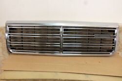Nos Genuine Mazda Luce Rx9 S1 Hardtop 1979-81 Front Chrome Grille 8595-50-711a