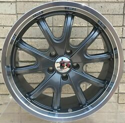4 Wheels Rims 18 Inch For Chevrolet Chevy Chevelle S-10 Pick-up 2wd -3308