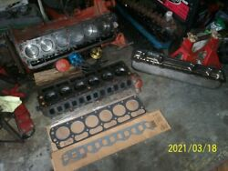 Vintage And03970 Plymouth Duster Slant 6 225 Engine Set Up For Manual Transmission