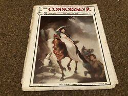 Mcbk06 Connoisseur Cover Page The Alpine Traveller By James Ward