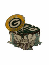 Green Bay Packers - Lambeau Field I Was At The Frozen Tundra Pin Series