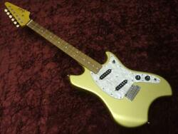 Used Artex Swinger Model Gold Electric Guitar Free Shipping