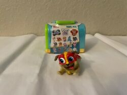 Brand New Disney Puppy Dog Pals Travel Pets Series 2 - Hero Rolly