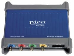 Pico 3403d Mso Picoscope Pc Oscilloscope Mso 4+16 Channels With Fg/awg 50 Mhz