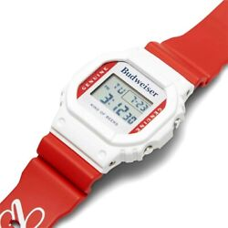 Casio G-shock X Budweiser X Bodega The King Of Beer Watch - Special Packaging