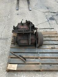 Rockwell Military T-1138 Transfer Case Used M900 Series 5 Ton 6x6. For Parts.