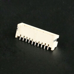 Zh1.5mm Pin Header Smd/smt Pcb Connector 2/3/4/5/6/7/8/9/10p Contact Aesistance