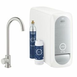 Grohe Blue Accueil Starter Kit Sortie C Robinet Vertical 31498dc0