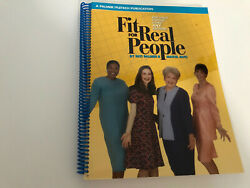 Fit For Real People Palmer/pletsch Spiral Bound-free Shipping