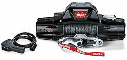 Warn 89305 Zeon 8-s Recovery Winch With Spydura Rope For 95-00 Toyota Tacoma
