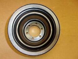 Mopar Plymouth Dodge Crank Pulley 383 400 440 4 Groove Even Bolt Pattern