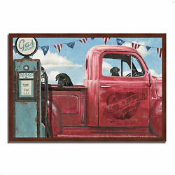 Tangletown Fine Art Lets Go For A Ride I James Wiens Painting 614804-5738p123