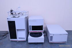 Beckman Coulter System Gold 126 Solvent Module 508 Autosampler 168 Detector Hplc