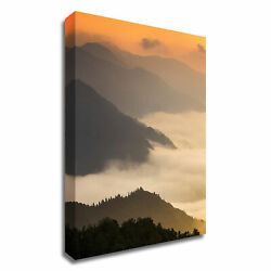 Tangletown Dusty Morning By Photoinc Studio On Canvas 15x22 8in99180c-1522