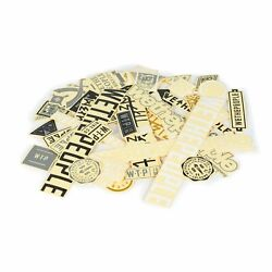 Wethepeople Brand Assorted Bicycle Cycle Bike Stickers Multicolour - Pack Of 15