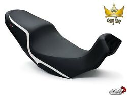 Luimoto Seat Cover Triumph Tiger 1050/abs / Sport Year 07-12 Driver Seat Tiger