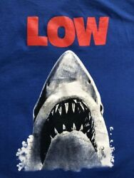 Low Vintage Band T Movie Jaws Red House Painters Codeine Suede Sleep Earth