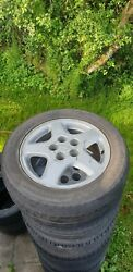 Nissan 200sx S14 S14a 5x114.3 16 Inch 6.5j Alloy Wheels And Tyres
