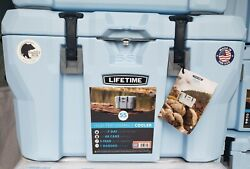 High Performance Cooler Lifetime 55 Quart Bear Proof Sports And Outdoors Camping