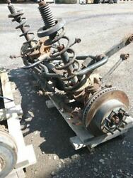 2012 Dodge Ram 2500 Front Axle Assembly 3.73 Ratio