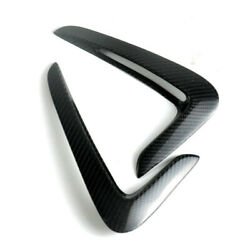 Carbon Fiber For Bmw 4-series F36 F33 F32 4d Coupe Side Vent Fender Air Cover