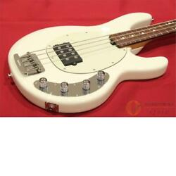 Music Man Stingray Special 1h Ivory White Rosewood [mh366] Bass Guitar
