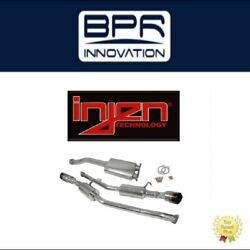 Injen Exhaust System Fits 2010-2013 Genesis Coupe 2.0 Turbo - Ses1386qtt