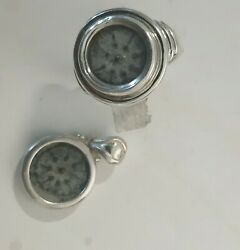Widows Mite Coin In A Sterling Silver Pendant