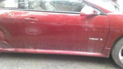 No Shipping Passenger Right Front Door Coupe Fits 06-09 G6 1810590