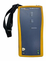 Fluke Networks Dtx-1800 Smart Remote And Battery Read