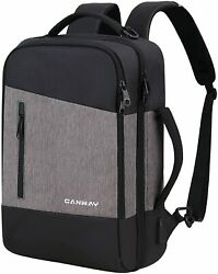 Canway Travel Laptop Backpack for Men Women Business Anti Theft Slim Durable Ba $19.99