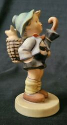 Hummel Figurine Home From The Market 198 Tmk2 Full Bee 6 Tall Excellent