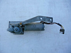 1957 1958 Ford Retractable Top Motor Upper Back Finish Panel Fomoco