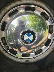 Vintage 1970 Bmw 2002 Hubcaps Factory Stock Original Oem Wheelcovers